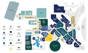 Las Vegas Hotel Strip Map by Mirage Casino Property Map U0026 Floor Plans Las Vegas
