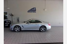 mercedes sl class for sale used 2014 mercedes sl class for sale special offers edmunds