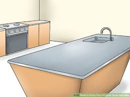 How To Measure Kitchen Sink by How To Keep Your Kitchen Clean And Safe With Pictures Wikihow