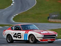 1970 bre datsun 240z scca c production national championship s30