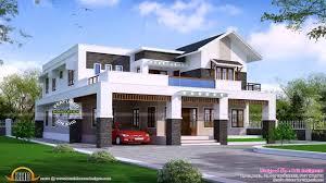 modern home design 4000 square feet modern house plans 4000 square feet youtube