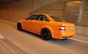 audi orange color bibendum s b5 audi rs4 widebody pics car zshow