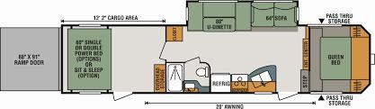 voltage toy hauler floor plans 60 luxury voltage toy hauler floor plans house floor plans