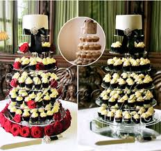 decorate glass plates picture more detailed picture about 3 tier