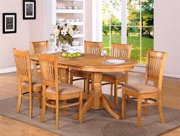 Bathroom  Glamorous Oak Chairs For Kitchen Table Oval And Antique - Ebay kitchen table