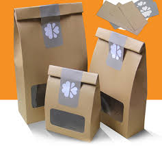 where can i buy packing paper aliexpress buy food packing paper bag with pvc window stand