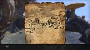 Stonefalls Ce Treasure Map The Elder Scrolls Online Morrowind Vvardenfell Treasure Map 1 I