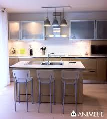 cuisine atypique d o cuisine avec ilot central gallery of cuisine avec