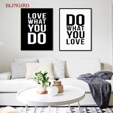 Minimalist Home Decorating Aliexpress Com Buy Modern Minimalist Home Decor Black And White