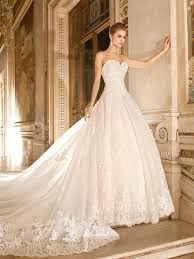 Wedding Dress With Train Wedding Gowns With Cathedral Length Train Junoir Bridesmaid Dresses