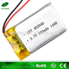 Small Battery Desk Lamp 461935 Small Size 3 7v 280mah Li Ion Polymer Battery For Desk Lamp