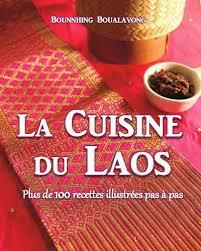 livre de cuisine gratuit mon livre la cuisine du laos