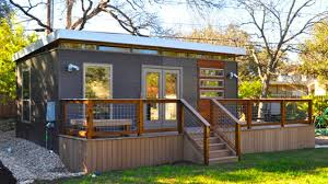 Small Home Design Ideas 14 U0027 X 24 U0027 Modern Modular Cabin By Kanga Room Amazing Small House