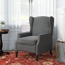 wing chair recliners you u0027ll love wayfair ca