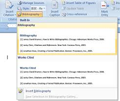How Do I Find Resume Templates On Microsoft Word 2007 Ieee Referencing For Word 2007 2010 Mikemurko