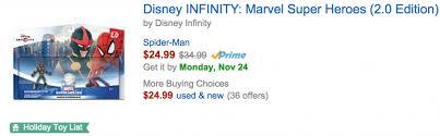 amazon disney infinity black friday disney infinity deals archives