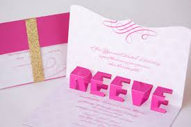 bas mitzvah invitations pink gold glitter pop up bat mitzvah invitation paper bloom