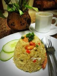 membuat nasi goreng cur telur resep nasi goreng jawa recipes rice pinterest nasi goreng