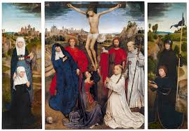 hans memling portraiture piety and a reunited altarpiece the