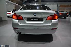2014 Bmw 525i Bmw 5 Series 520i 2014 Auto Images And Specification