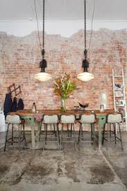 brick kitchen backsplash modern style meets charm exposed brick kitchen