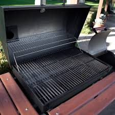 Backyard Classic Professional Charcoal Grill by Char Griller Smokin Pro 1224 Charcoal Grill And Smoker With