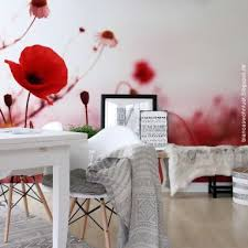 Wallpapers Photo Wallpapers Shop Wallartcom - Poppy wallpaper home interior