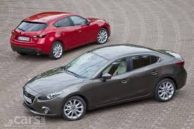 2014 Mazda3 Saloon Pictures Cars Uk
