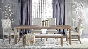 90 Dining Table 71 90 Length Gray Wash Dining Table