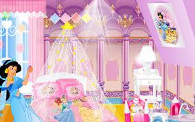 Princess Room Decor Disney Princess Room Decoration