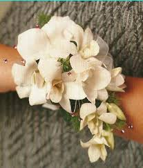 white orchid corsage make a dendrobium orchid corsage
