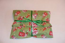christmas wrap bags frugal christmas wrap the happy frugal living