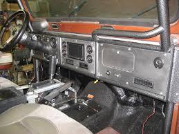 jeep wrangler custom dashboard custom dash for cj project jeep cj forums