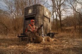 Best Hunting Ground Blinds Deer Blinds Portable Blinds Deer Stands Ground Blinds Hunting Blind