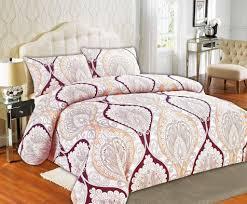tache maroon mandala duvet cover set 2131 u2013 tache home fashion