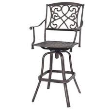 Bar Stool Patio Furniture Aluminum Bar U0026 Counter Stools Shop The Best Deals For Nov 2017