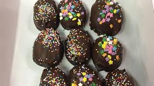 chocolate covered eggs chocolate covered easter eggs recipe allrecipes