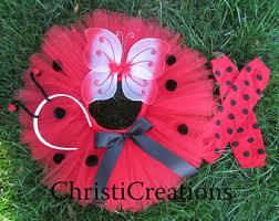 Halloween Costume Ladybug Ladybug Costume Etsy