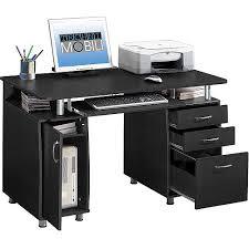 Black Computer Desk Desks For Kids And Teens