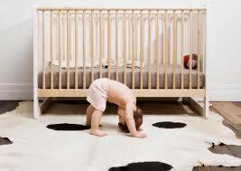 nice eco friendly furniture for safe baby nursery design kidsomania