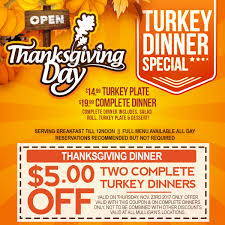 south florida restaurants open for thanksgiving wptv