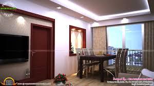 modular kitchen bedroom dining interiors in kerala kerala home