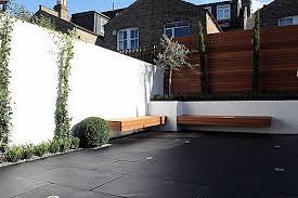 latest gardens anewgarden decking paving design streatham