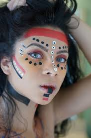 half face halloween makeup ideas best 25 tribal face paints ideas on pinterest tribal face