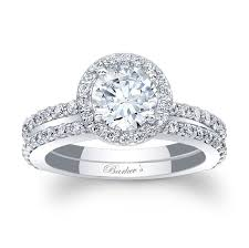 what are bridal set rings best 25 halo wedding rings ideas on wedding ring