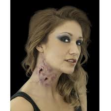 apply for spirit halloween latex prosthetic vampire bite kiss injury wound spirit gum