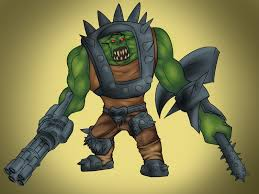 4 ways to paint orks wikihow