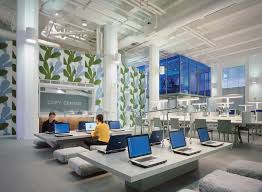 Institute Of Interior Design by Clive Wilkinson Architects Fidm Los Angeles