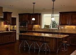 kitchen paint colors with dark cabinets fancy inspiration ideas 7