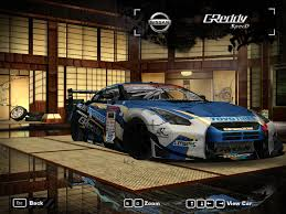Nissan Gtr Evolution - need for speed most wanted cars by nissan nfscars